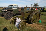 Roadless no. 1630 Fordson N Half-track at Roadless 90 - IMG 2885