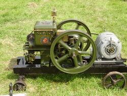Ruston type APR sn 152400