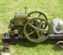 Ruston Hornsby APR type engine