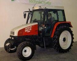 Steyr 9078 - 1999