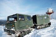 US 5055th Range Squadron M973 SUSV