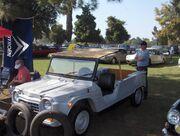 1970 Citroen Mehari US model