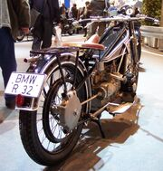 BMW R32 hr TCE