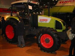 Claas Ergos 466 | Tractor & Construction Plant Wiki | FANDOM powered