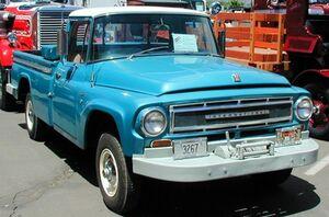 International 1967 1100B 4x4