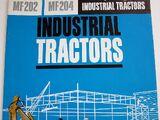 Massey Ferguson 204 Industrial