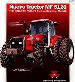 MF 5120 MFWD brochure