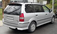 Mitsubishi Space Wagon rear 20090121