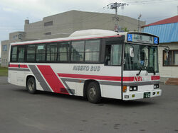 Niseko bus 462