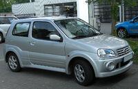 Suzuki Ignis Sport I front 20100704