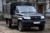 UAZ Cargo (UAZ-23602)
