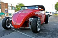 Volkswagen Hot Rod