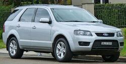 2009-2010 Ford Territory (SY II) TX wagon 01