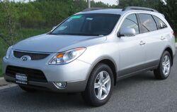 2010 Hyundai Veracruz Limited -- 08-26-2010