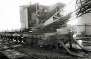 A 1940s Smith Of Rodley Railway Shuntercrane