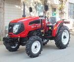 Haotian 604 MFWD - 2016