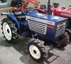 Iseki TL2300D MFWD