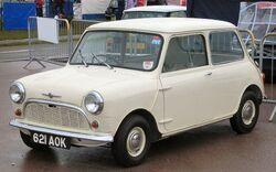 Morris Mini-Minor 1959