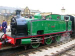 Nunlow at The Keighley & Worth Valley Railway