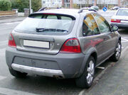 Rover Streetwise rear 20071212