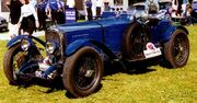 Vauxhall 30 98 Special 1923