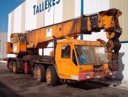 1986 IBESA ATS3027 TD Cranetruck