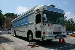 UNC Traveling Science Laboratory in Chapel Hill, North Carolina.