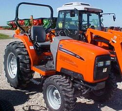 AGCO ST41A MFWD - 2005