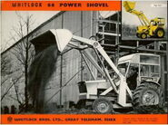 A 1960s Whitlock Brothers 66 Loader
