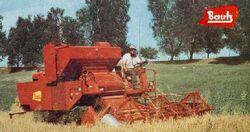 Bautz T600 combine
