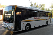 Busabout - Volgren bodied Volvo B7R - 4019 MO