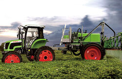 Chery RC800H High Crop MFWD - 2011