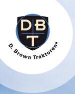 D.Brown logo