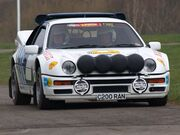 Ford RS200 - Race Retro 2008 01