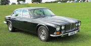 Jaguar XJ12 Reg November 1972 5343cc
