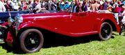 Lagonda 3,5-Litre Rapide 1935
