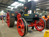 Marshall Colonial tractor range