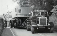 RH Neal crane transport
