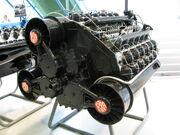 Tatra T955 engine