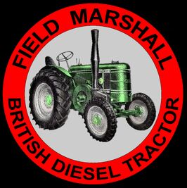 40inch x 40inch Marshall Tractor