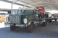 A 1960s Rotinoff Viscount Diesel 6X4 Vehicle Transporter