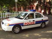 Gcp patrol car