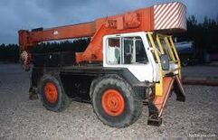 JONES IF10M 4WD Mobilecrane