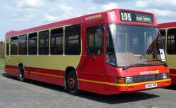 Southern Transit J205 VHN