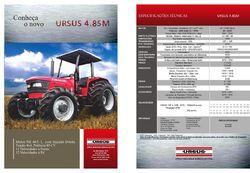 Ursus (Brazil) 4-85M MFWD (Mahindra)