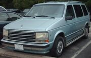 '87-'90 Plymouth Voyager