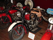 1939 Indian four motorcycle