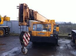 1993 IRON FAIRY IF15 Diesel crane