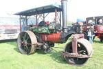 Aveling & Porter no. 14017 Roller Katie reg SV 6022 at Kettering 08 - IMG 1825