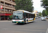 Bustech bodied Mercedes-Benz O405NH mo-7824 (Busabout Wagga)